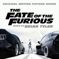 BRIAN TYLER - THE FATE OF THE FURIOUS (ORIGINAL) (SCORE) CD