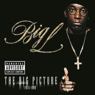 BIG L - THE BIG PICTURE CD