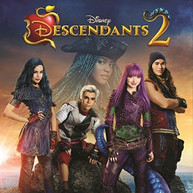 DESCENDANTS 2 / TV SOUNDTRACK CD