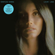 EMMYLOU HARRIS - LUXURY LINER VINYL