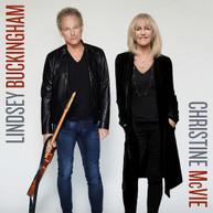 LINDSEY BUCKINGHAM / CHRISTINE  MCVIE - LINDSEY BUCKINGHAM CHRISTINE CD
