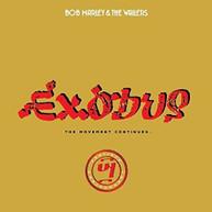 BOB MARLEY &  THE WAILERS - EXODUS: 40 CD