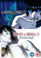 GHOST IN THE SHELL / GHOST IN THE SHELL INNOCENCE (UK) DVD
