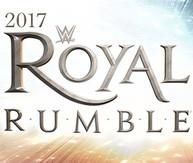 WWE ROYAL RUMBLE 2017 (UK) BLU-RAY