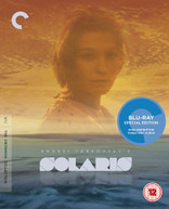SOLARIS (CRITERION COLLECTION) (UK) BLU-RAY