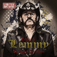 TRIBUTE TO LEMMY / VARIOUS VINYL