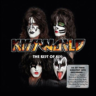 KISS - KISSWORLD CD