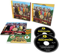 BEATLES - SGT PEPPER'S LONELY HEARTS CLUB BAND (DELUXE 2CD) CD