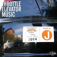 THROTTLE ELEVATOR MUSIC - AREA J VINYL