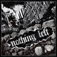 NOTHING LEFT - DESTROY & REBUILD VINYL