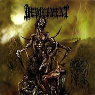 DEVOURMENT - BUTCHER THE WEAK CD