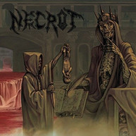 NECROT - BLOOD OFFERINGS VINYL