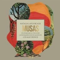 NATALIA LAFOURCADE - MUSAS (UN) (HOMENAJE) (AL) (FOLCLORE) (LATINAMERICA) CD