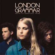 LONDON GRAMMAR - TRUTH IS A BEAUTIFUL THING * CD