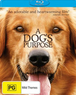 A DOGS PURPOSE (2016) BLURAY