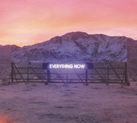 ARCADE FIRE - EVERYTHING NOW VINYL