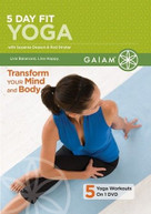 5 DAY FIT YOGA DVD