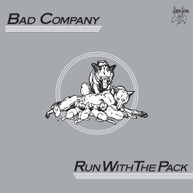 BAD COMPANY - RUN WITH THE PACK VINYL
