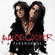 ALICE COOPER - PARANORMAL VINYL