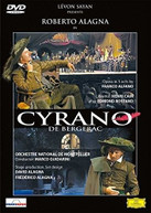 ALAGNA /  GUIDARINI / ORCH NATIONAL DE MONTPELLIER - ALFANO: CYRANO DE DVD
