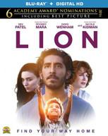 LION BLURAY