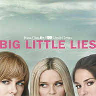BIG LITTLE LIES (MUSIC) (FROM) (HBO) (SERIES) / SOUNDTRACK CD
