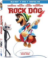 ROCK DOG BLURAY