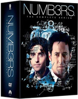 NUMBERS: THE COMPLETE SERIES DVD