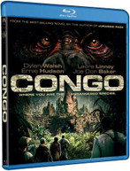 CONGO BLURAY