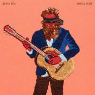 IRON &  WINE - BEAST EPIC VINYL