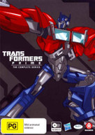 TRANSFORMERS: PRIME - THE COMPLETE SERIES BOXSET (2010) DVD