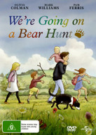 WE'RE GOING ON A BEAR HUNT (2016) DVD