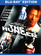 HUNGER: THE COMPLETE SECOND SEASON BLURAY