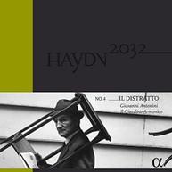 HAYDN /  ARMONICO / ANTONINI - HAYDN2032: IL DISTRATTO VOL 4 VINYL