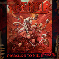 KREATOR - PLEASURE TO KILL VINYL
