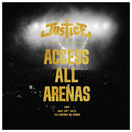 JUSTICE - ACCESS ALL ARENAS (2017) VINYL