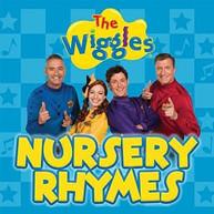 WIGGLES - WIGGLES NURSERY RHYMES CD