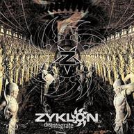 ZYKLON - DISINTEGRATE VINYL
