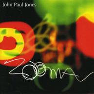 JOHN PAUL JONES - ZOOMA CD
