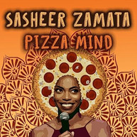 SASHEER ZAMATA - PIZZA MIND CD