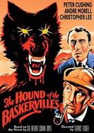 HOUND OF THE BASKERVILLES (1959) DVD