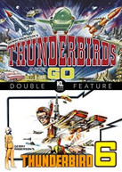 THUNDERBIRD 6 / THUNDERBIRDS ARE GO (1968) DVD
