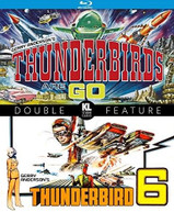 THUNDERBIRD 6 / THUNDERBIRDS ARE GO (1968) BLURAY