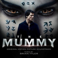 BRIAN TYLER - THE MUMMY - ORIGINAL MOTION PICTURE SOUNDTRACK CD
