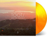 TOOTS &  MAYTALS - UNPLUGGED ON STRAWBERRY HILL VINYL