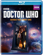 DOCTOR WHO: SERIES 10 - PART 1 BLURAY
