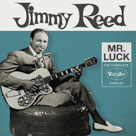 JIMMY REED - MR LUCK: COMPLETE VEE-JAY SINGLES CD