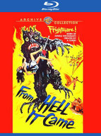 FROM HELL IT CAME BLURAY