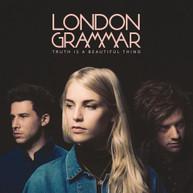 LONDON GRAMMAR - TRUTH IS A BEAUTIFUL THING VINYL