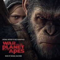 MICHAEL GIACCHINO - WAR FOR THE PLANET OF THE APES (SCORE) / SOUNDTRACK CD